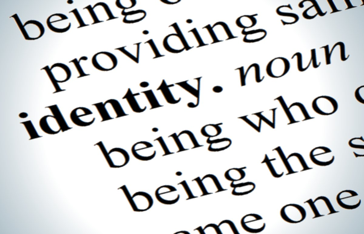 """Identity definition"" by The Blue Diamond Gallery is licensed under CC BY-SA 3.0 NY"